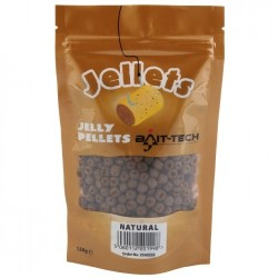 Bait Tech - Jellets Strawberry 6mm 150g