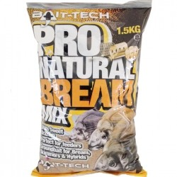 Bait Tech - Zanęta Pro-Natural Bream Mix 1.5kg