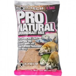 Bait Tech - Zanęta Pro-Natural Groundbait Mix 1.5kg