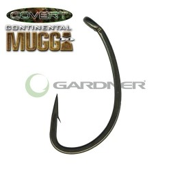 Gardner - Covert Continental Mugga Hook
