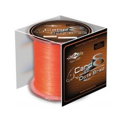 Mikado - Plecionka Carp Octa Braid 600m 0,23mm Orange