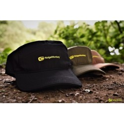 RidgeMonkey - Five Panel Cap Brown - 100% polyester