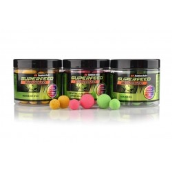 Tandem Baits - SuperFeed Fluo Semi Buoyant Boilies 14mm/18mm 90g Coco Vanilla
