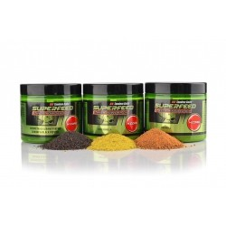 Tandem Baits -  SuperFeed X Core Layer Powder Dip 100g Owocowa Bestia