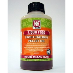 CC Moore - Trout/Halibut Oil 250ml