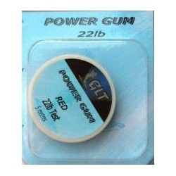 GLT - Power Gum Bumper Red