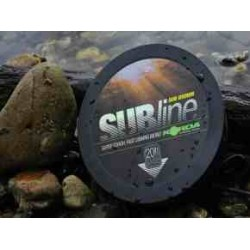 Korda - SUBline - Green - 0,40mm